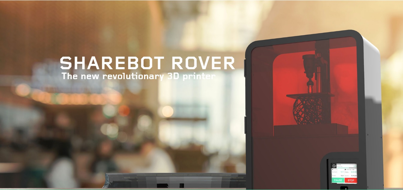 rover sharebot